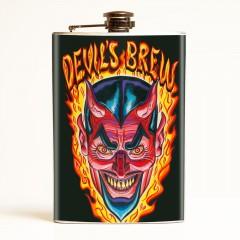 """FLASQUE """"DEVIL'S BREW DEVIL"""""""