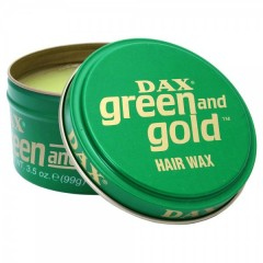 DAX GREEN & GOLD Hair Wax
