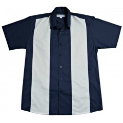 "CHEMISE ""Roger"" Double panel Shirt"