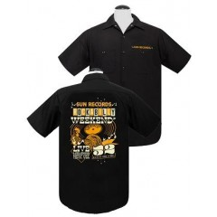 SUN Records Weekender Workshirt