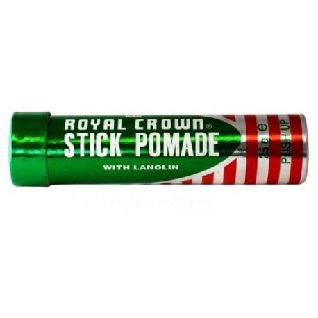 Gomina Royal Crown Jet Black Stick Pomade Al Fifties Store