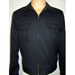 TARANTULA Weekender Jacket Solid Black