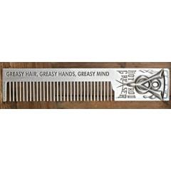 V8 Hotrod Greaser Comb
