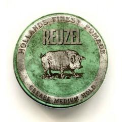 """GOMINA REUZEL Medium hold """"green Reuzel"""""""