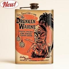 FLASK - DRUNKEN WAHINE