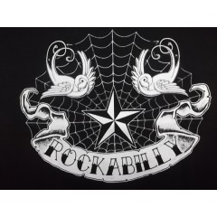 "TEE-SHIRT ""ROCKABILLY"""