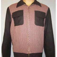 "ZIPPER - TARANTULA ""Brown Weekender Jacket"""