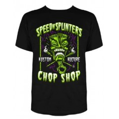 "TEE-SHIRT STEADY CLOTHING ""Speed N Splinters"""
