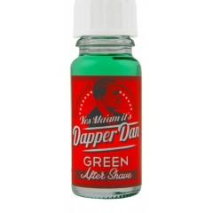 DAPPER DAN After Shave Green (Tester)
