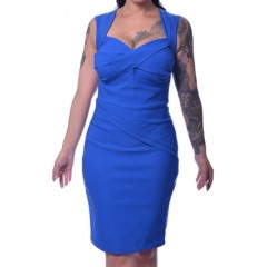 "ROBE ""MISS ROYALE"" ROCK STEADY de STEADY CLOTHING"