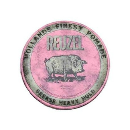 GOMINA REUZEL PINK POMADE Grease Heavy Hold