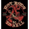 TEE-SHIRT HOT ROD TO HELL