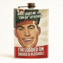 """FLASQUE """"LOADED ON DRUGS & ALCOHOL"""""""