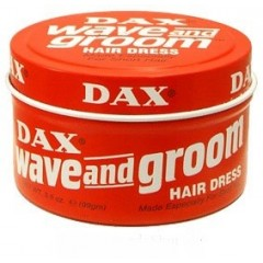 "GOMINA DAX Wave & Groom ""Red DAX"""