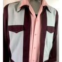 SWANKYS JOHNNY D Jacket Burgundy
