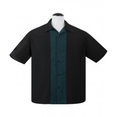 CHEMISE STEADY / BIG DADDY Black