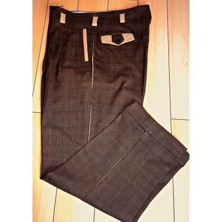 Hepcat Trousers - Brown