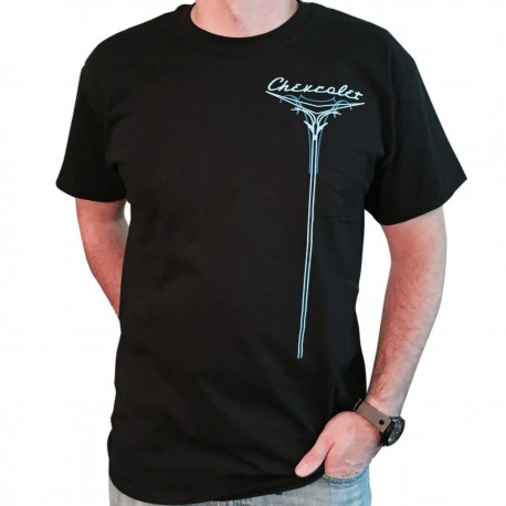 TEE-SHIRT CHEVROLET Officially Licensed GM