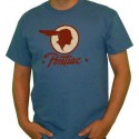 TEE-SHIRT PONTIAC Officially Licensed GM