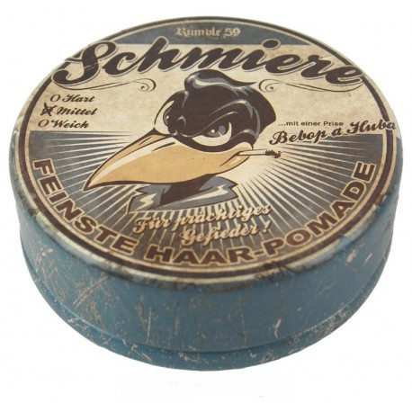 GOMINA SCHMIERE German Medium Weight Pomade