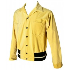SWANKYS KING Gaucho Jacket Yellow