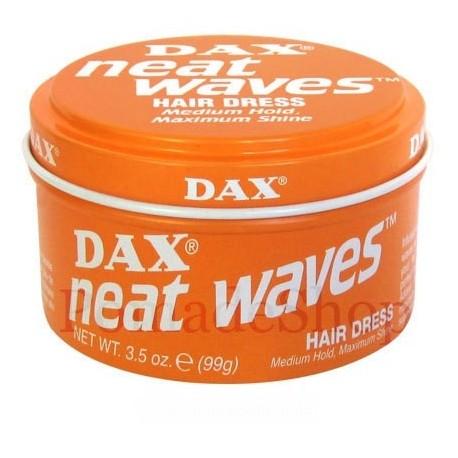 """GOMINA DAX Neat Waves Pomade """"Orange DAX"""""""