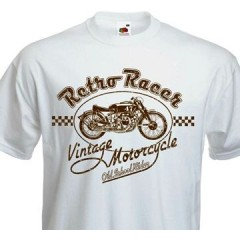 "TEE-SHIRT ""Retro Racer"""