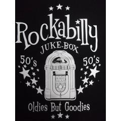 "TEE-SHIRT ""ROCKABILLY Juke-Box"""