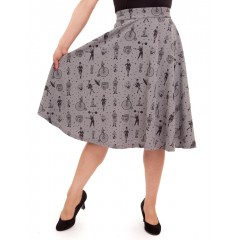 "SKIRT ""Strongman"" ROCK STEADY by STEADY CLOTHING"