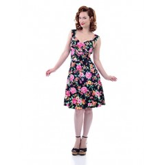 """SECRET GARDEN"" DRESS ROCK STEADY by STEADY CLOTHING"