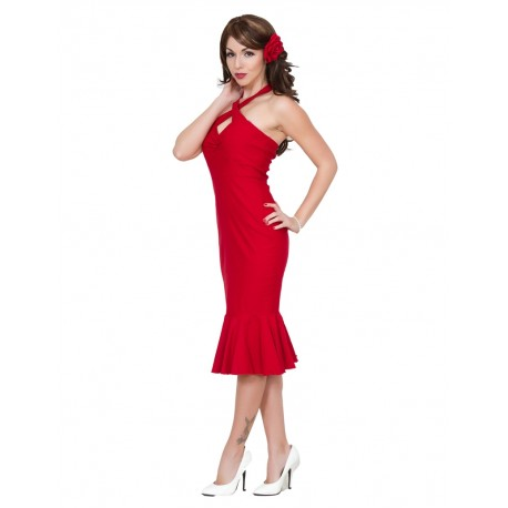 """""""CHERRY DOLLFACE"""" DRESS ROCK STEADY by STEADY CLOTHING"""