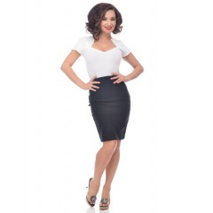 """NIKKI"" SKIRT ROCK STEADY by STEADY CLOTHING"