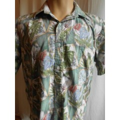 HAWAIIAN SHIRT TAILLE L /5*